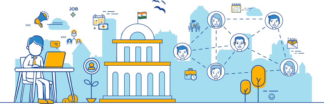 India's Only Cloud Based, Mobile Enabled HRMS for Govt Organizations