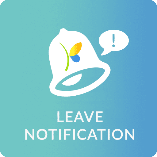 Leave Notification