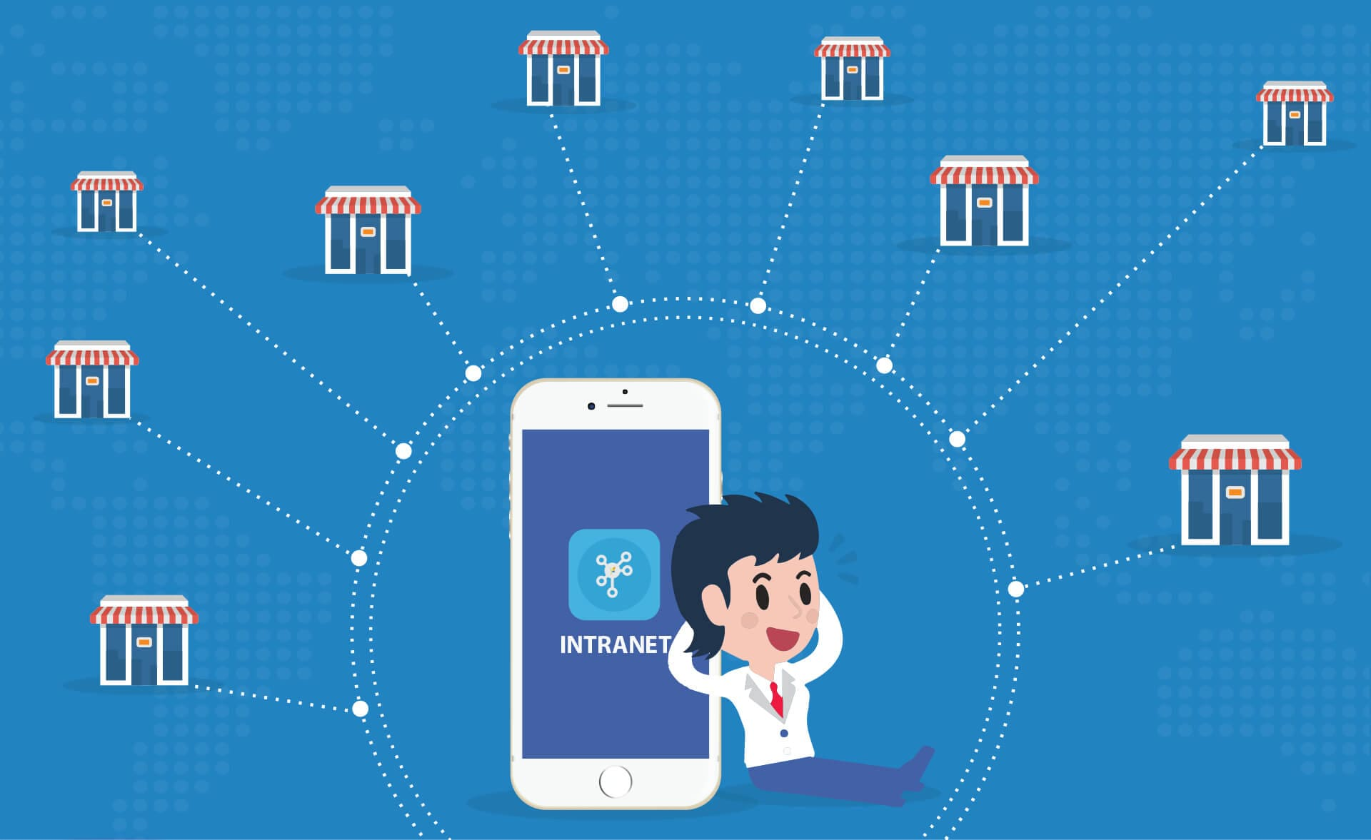 How intranet can benefit a franchise network?